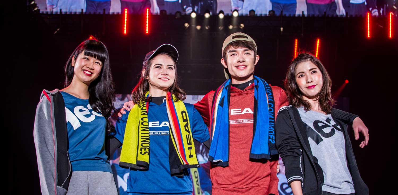 RUN-way 2017SS スポーツウェア