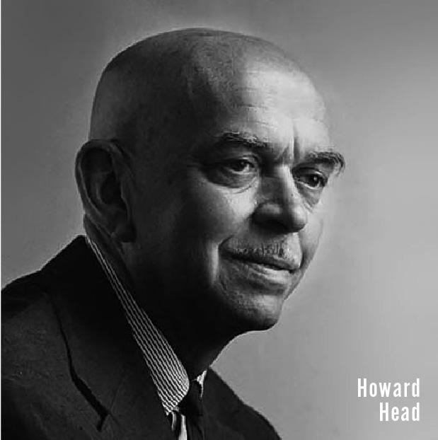 ハワード・ヘッド氏の写真